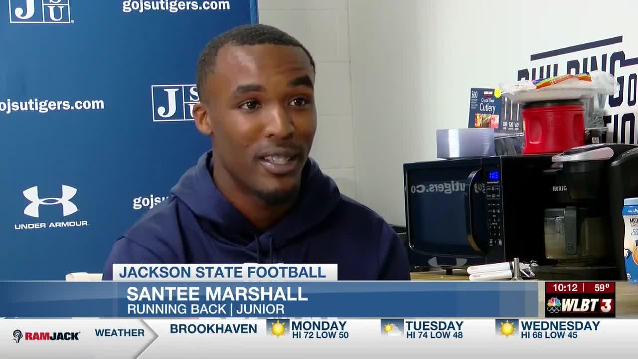 Deion Sanders Surprises Former JSU Cameraman Santee Marshall With Full Football Scholarship