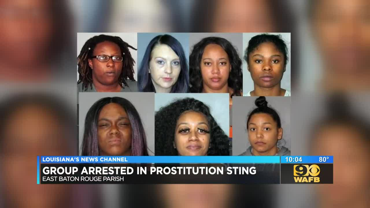 Baton louisiana rouge in prostitutes Louisiana Arrests
