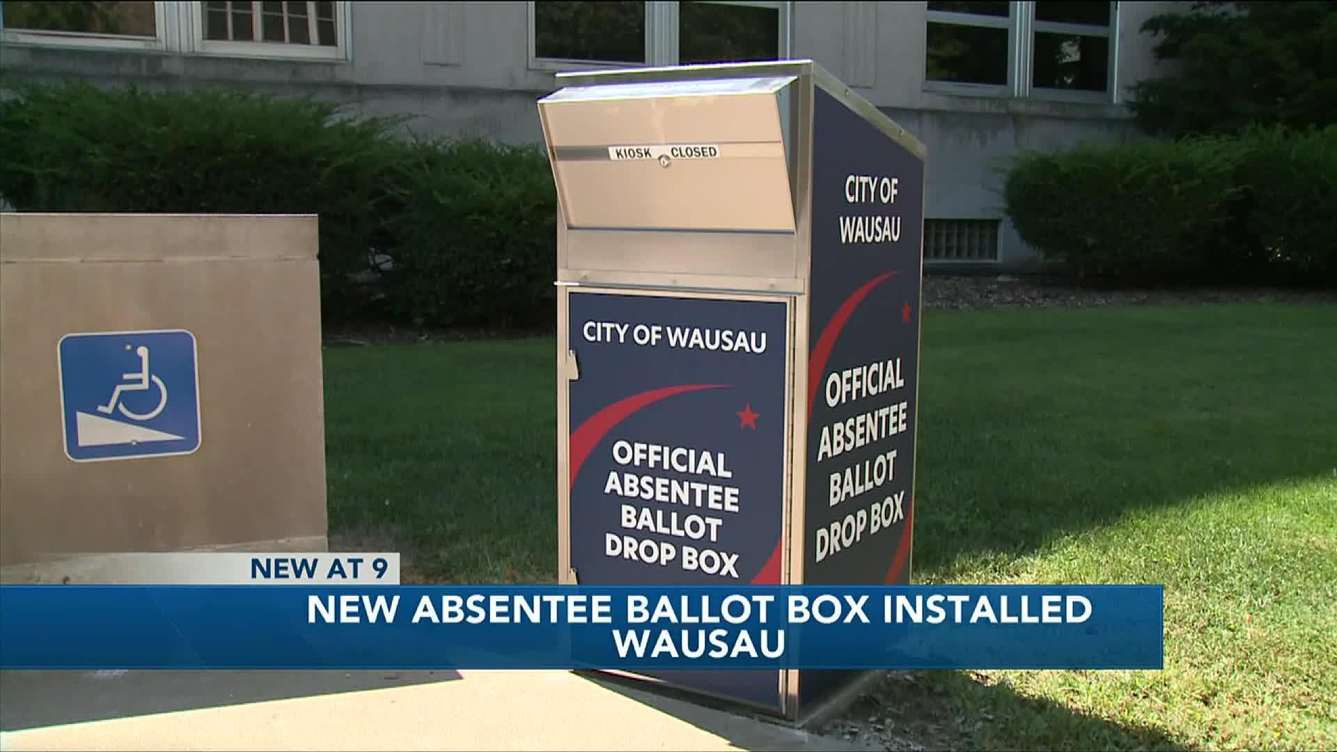 Officials Hope New Ballot Drop Box Will Eliminate Confusion As Absentee Voting Trend Grows
