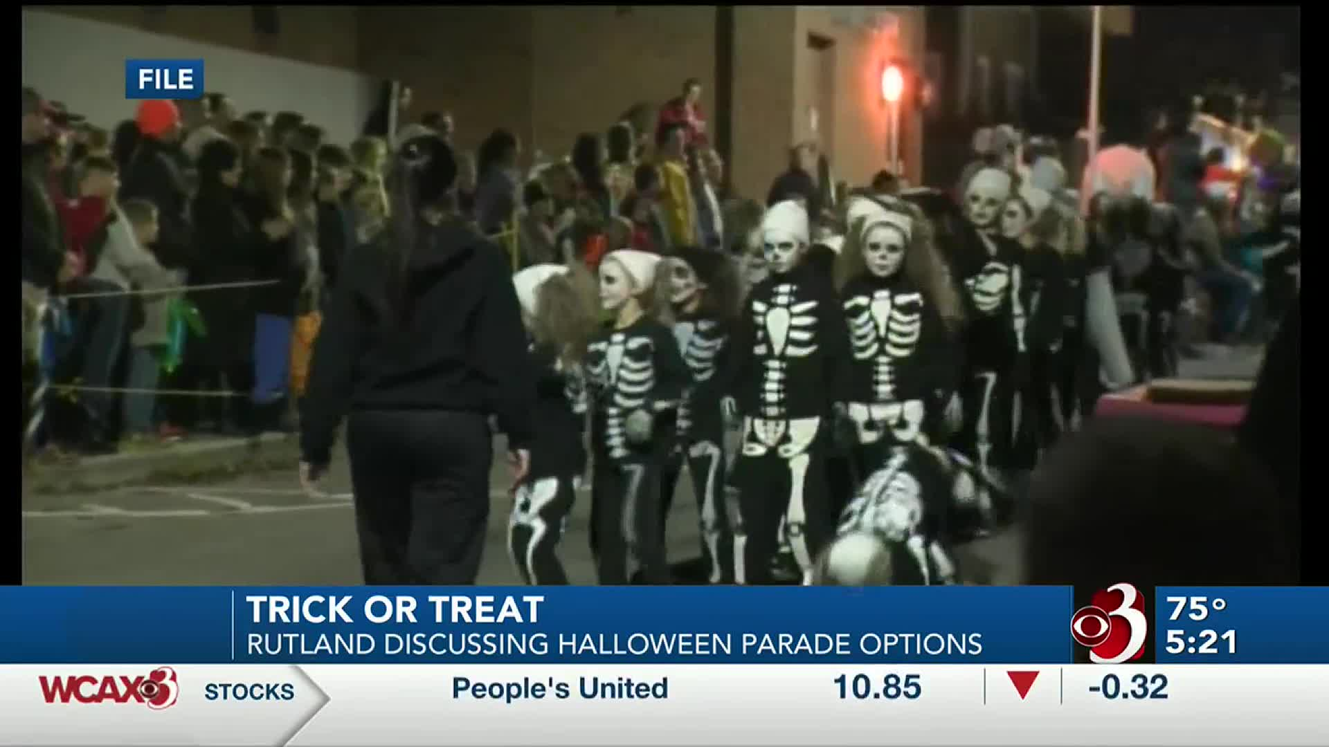 Is The Rutland Halloween Parade Cancelled 2020 Rutland discussing Halloween parade options