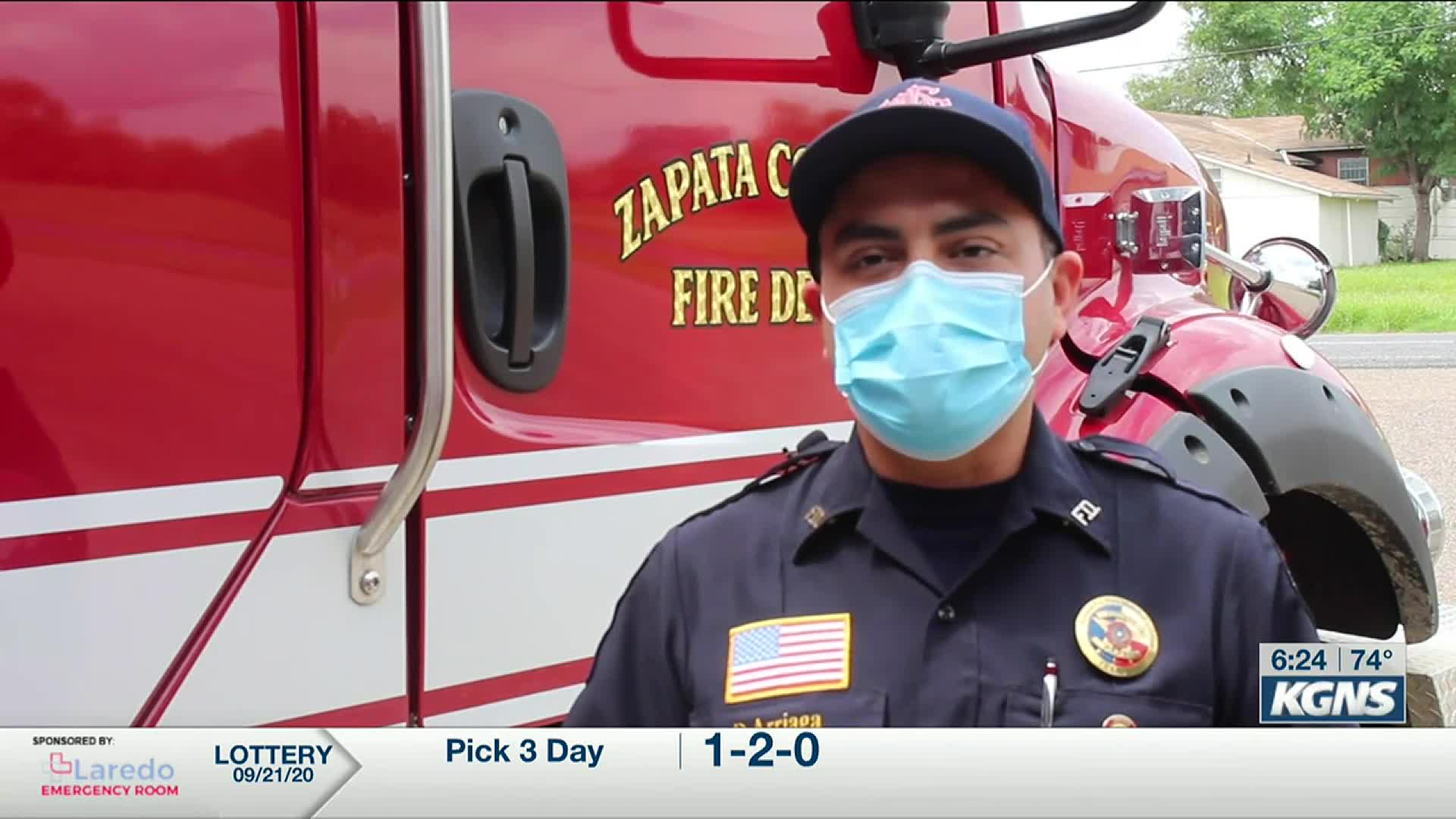 Covid S Impact On Zapata County Fire Department
