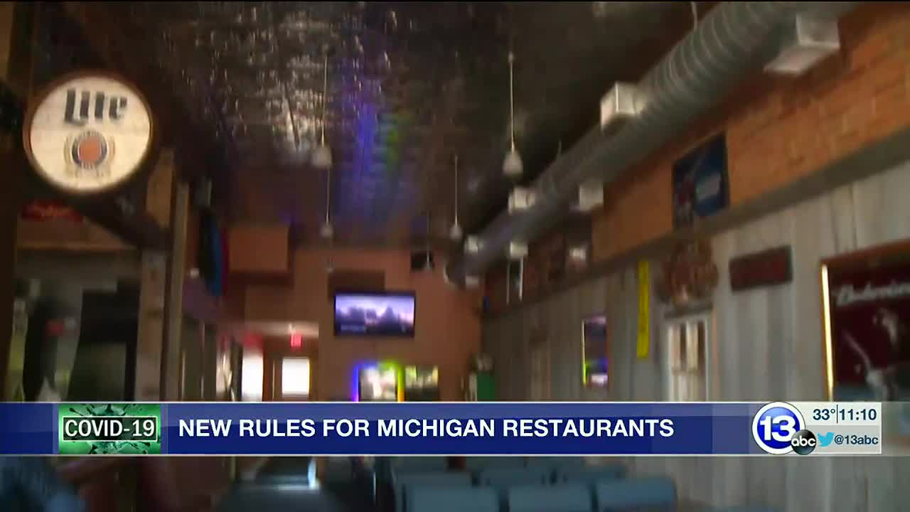 Michigan Restaurants And Bars Required To Obtain Customer Contact Information For Covid 19 Tracing