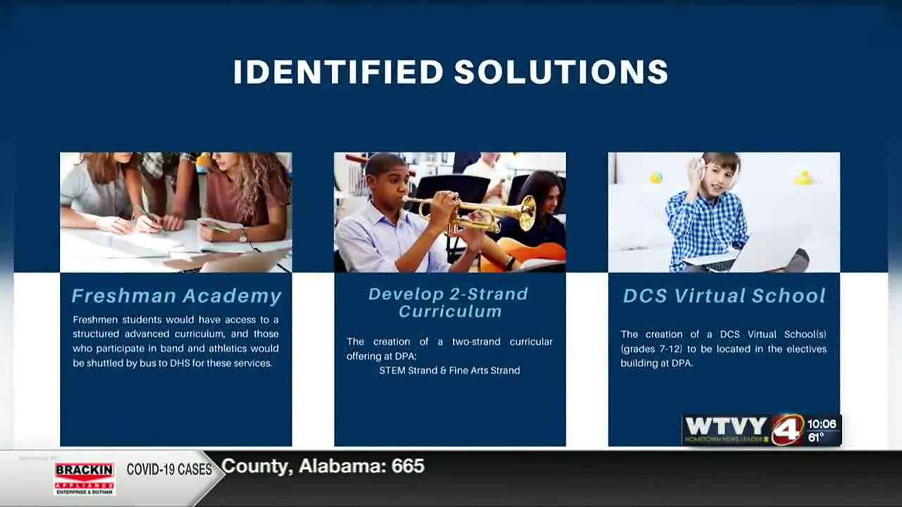 The Movement A Three Part Solution For Dothan City Schools
