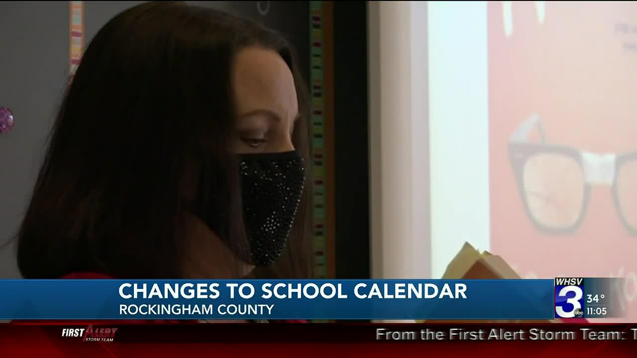 Images of Rockingham County School Calendar 2021-2022